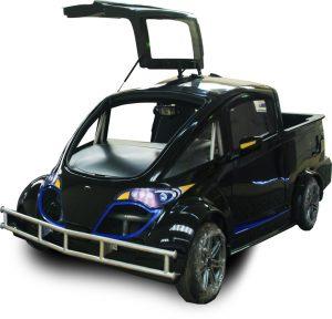 Vehículo eléctrico Thalia Utility